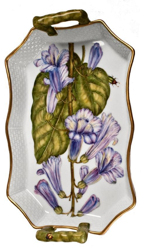 $440.00 Bluebells Tray With Handles
