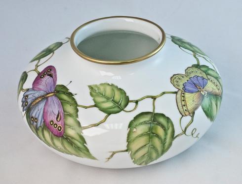$560.00 Butterfly Vase