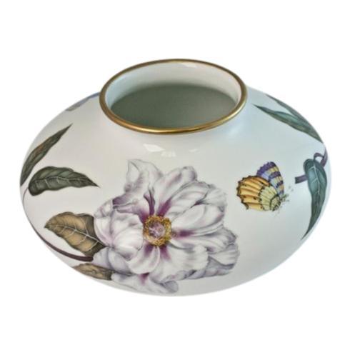 $560.00 White Tulip Vase
