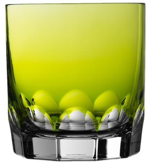 $49.50 Yellow Green Double Old Fashioned