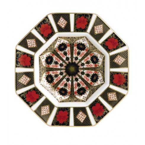$412.00 Octagonal Plate