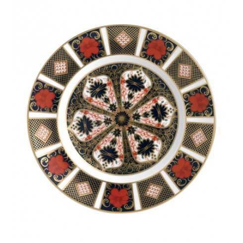Royal Crown Derby  Old Imari Bread and Butter Plate $160.00