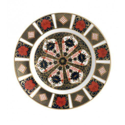 Royal Crown Derby  Old Imari Salad Plate $250.00