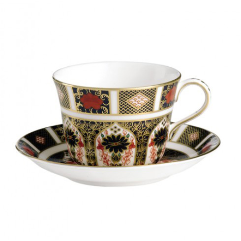 $560.00 Breakfast Cup and Saucer