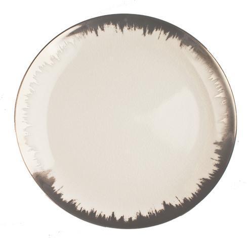 $68.00 Opal Dessert with Platinum Brushstroke