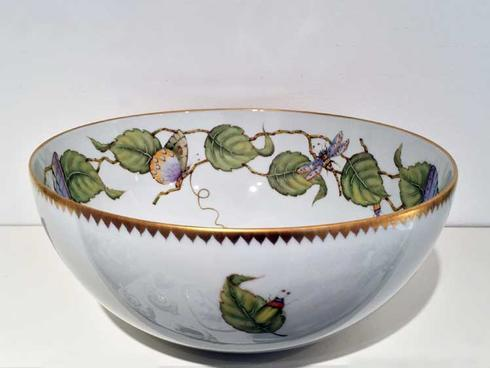 $415.00 Midsummer Round Serving Bowl 9""