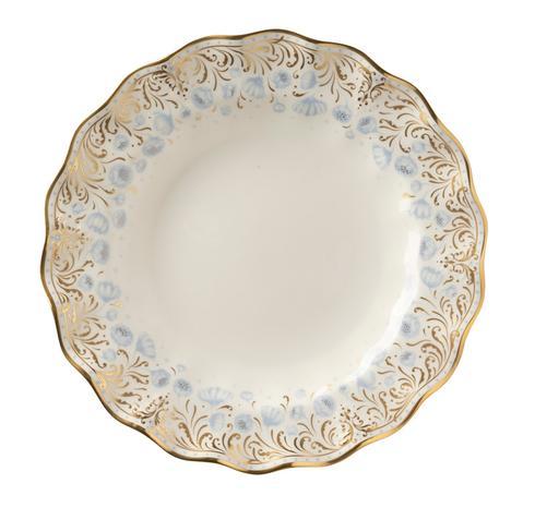 Royal Crown Derby  Royal Peony - Blue Dessert Plate $165.00