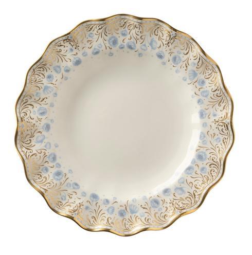 Royal Crown Derby  Royal Peony - Blue Dinner Plate $221.00