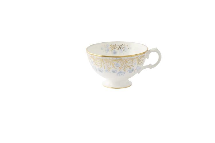 Royal Crown Derby  Royal Peony - Blue Tea Cup $150.00