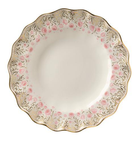 Royal Crown Derby  Royal Peony - Pink Dinner Plate $210.00