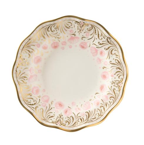 Royal Crown Derby  Royal Peony - Pink Bread and Butter Plate $142.00