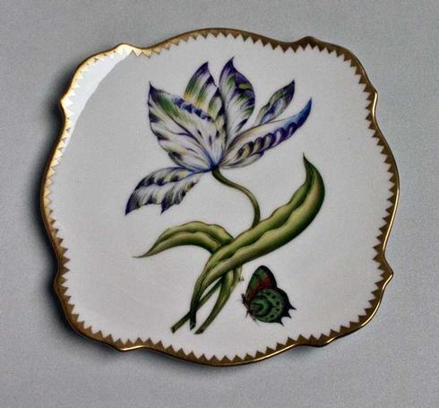 $175.00 White/Purple Canape
