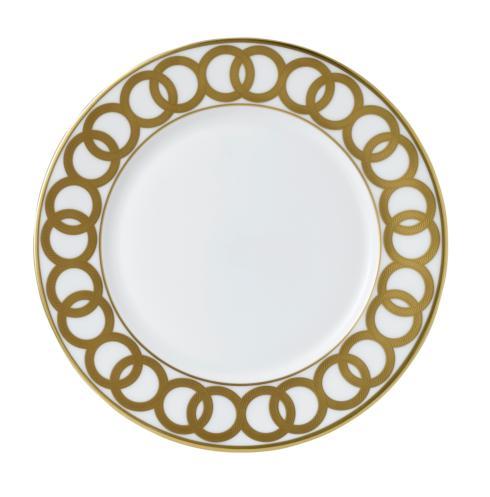 Royal Crown Derby  Riviera Dream - White Dinner Plate $184.00