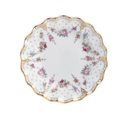 Royal Crown Derby  Royal Antoinette Salad Plate $185.00