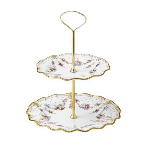 $410.00 2 Tier Cake Stand