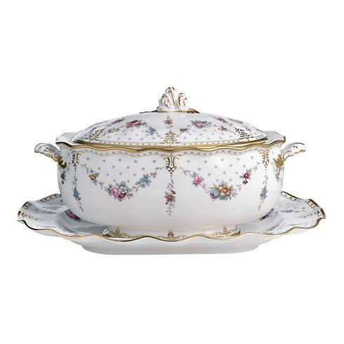 $2,075.00 Soup Tureen and Cover