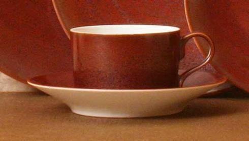 Red Granit Horizon No Finition Tea Cup collection with 1 products