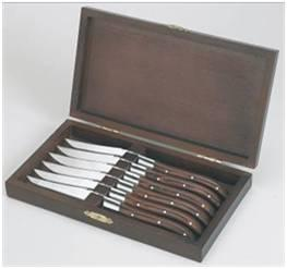 Couzon Steak Knives Royal Set of Six Steak Knives $150.00