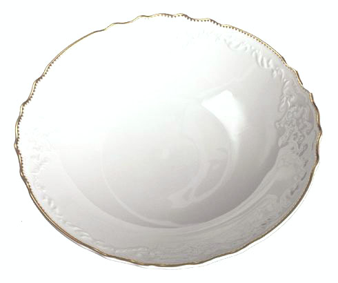 Anna Weatherley  Simply Anna - Gold Open Vegetable Bowl $125.00