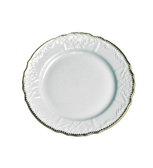 Anna Weatherley  Simply Anna - Gold Salad Plate $52.00