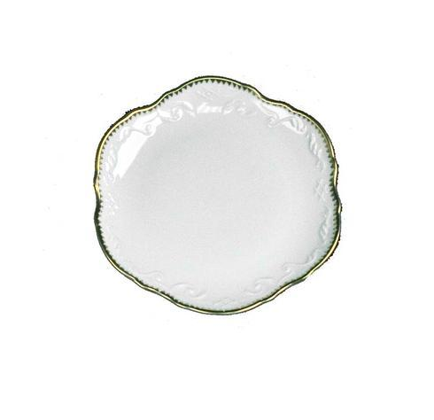 Anna Weatherley  Simply Anna - Gold Bread & Butter Plate $45.00