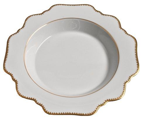 Anna Weatherley  Simply Anna - Antique Rim Soup Plate $65.00