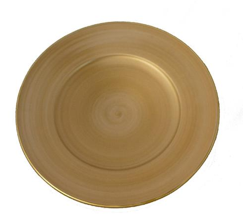 Anna Weatherley  Chargers Brushed Gold $108.00
