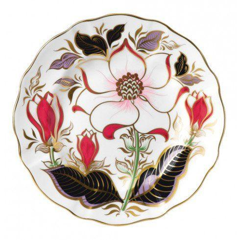 Royal Crown Derby  Season Accent Plates Seasons Accent Spring Serenade Plate in Gift Box $215.00