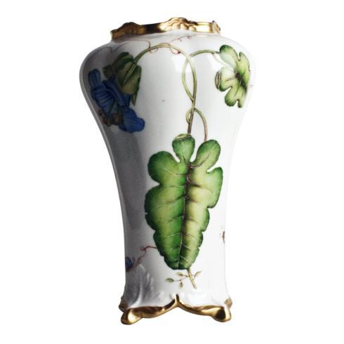Blue Flower Antique Vase