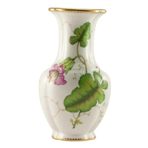 Pink Iris Vase