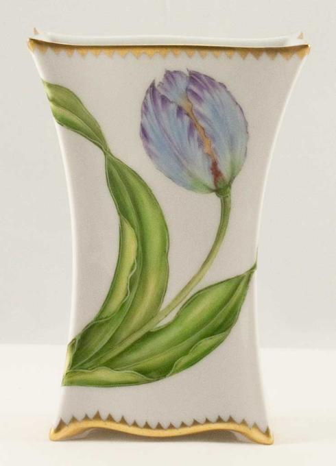 $425.00 Blue Tulip Small Vase