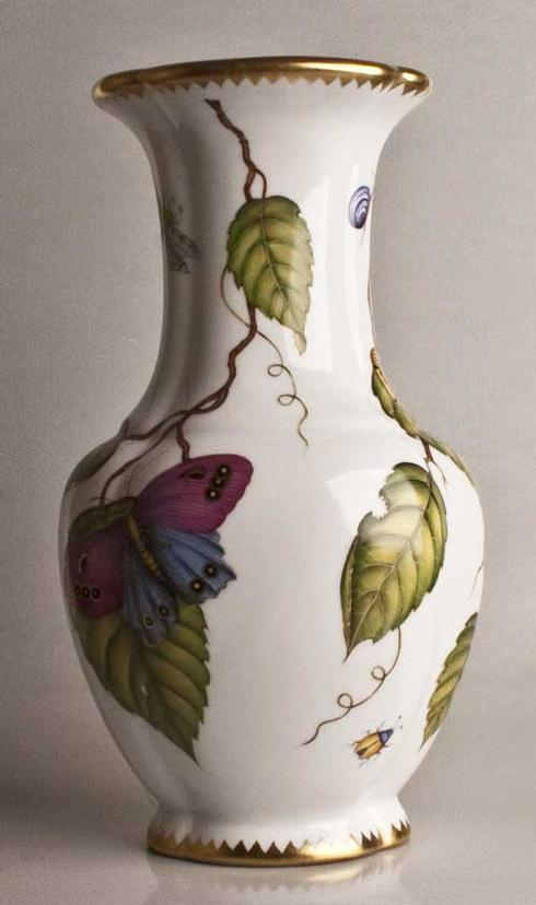 $575.00 Exotic Butterfly Vase