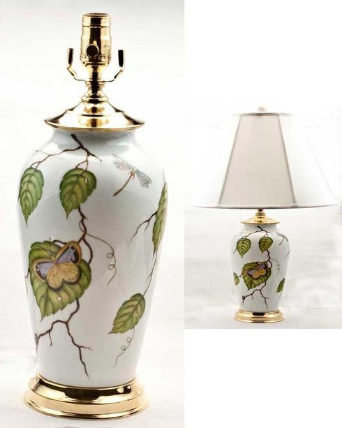 Special Edition Exotic Butterfly Lamp image