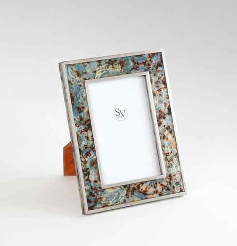 Picture Frames and Accessories - Valentina Blue collection with 3 products