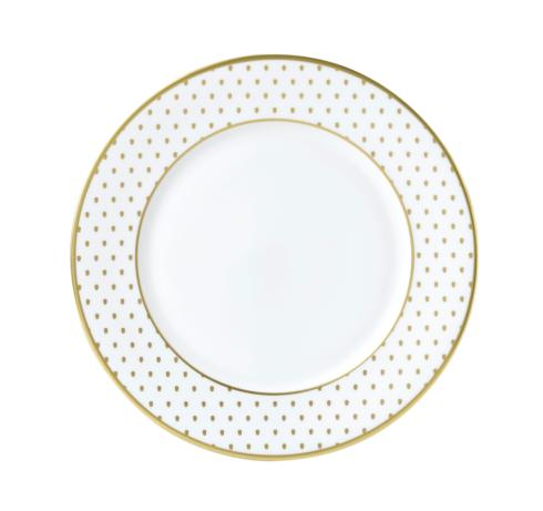 Royal Crown Derby  W1 - White Dinner Plate $130.00