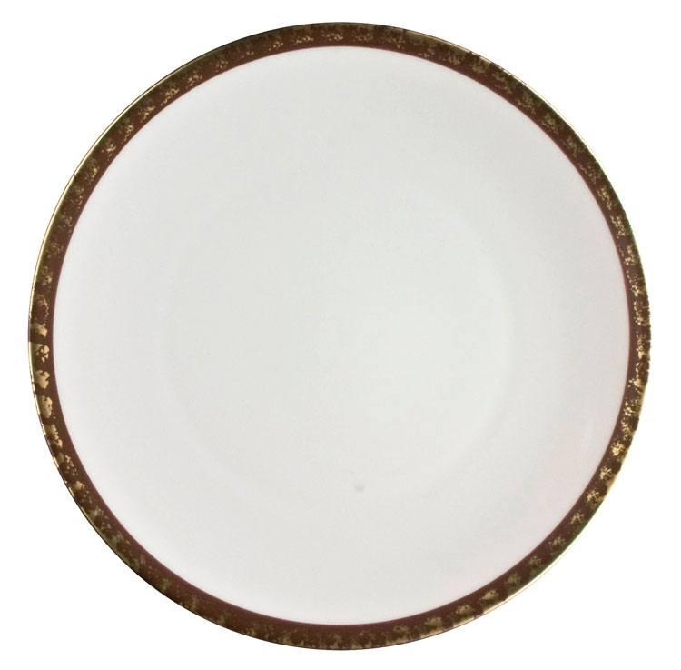 Gold Powder Bread and Butter Plate collection with 1 products