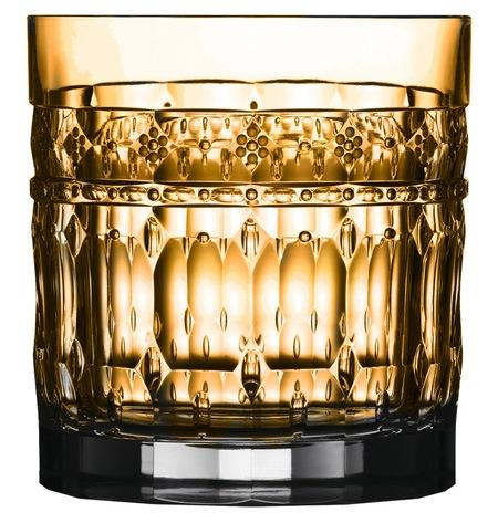 $268.00 Amber Double Old Fashioned