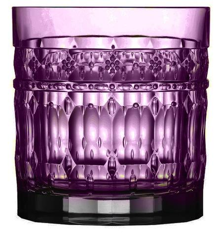 $268.00 Amethyst Double Old Fashioned