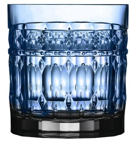 $268.00 Sky Blue Double Old Fashioned