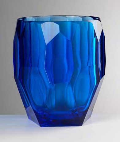 $180.00 Blue Ice Bucket