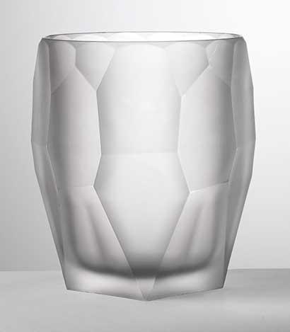 Mario Luca Giusti  Champagne/Wine - Antarctica  Frost Clear Ice Bucket $198.00