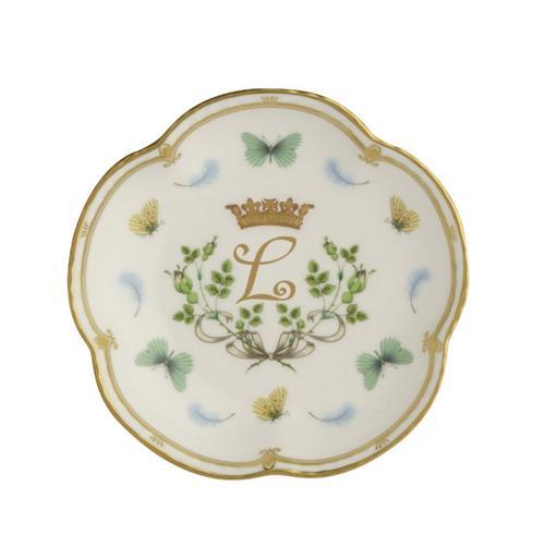 Royal Crown Derby  Commemoratives Collection 5 Petal Tray $120.00