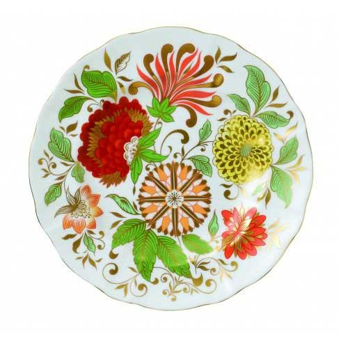 Royal Crown Derby  Season Accent Plates Seasons Accent Indian Summer Plate in Gift Box $215.00