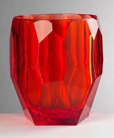 $180.00 Red Ice Bucket