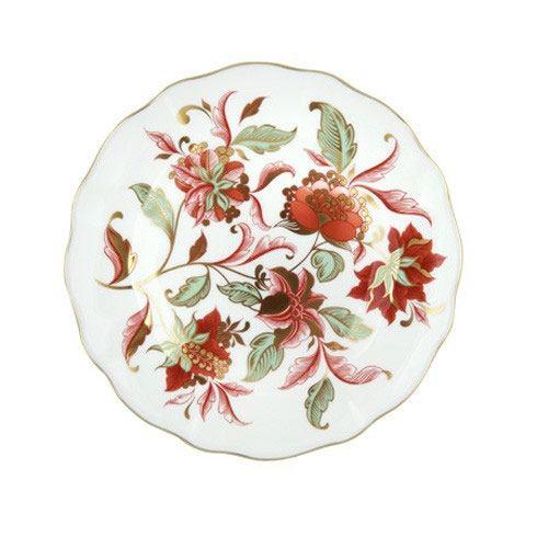 Royal Crown Derby  Season Accent Plates Seasons Accent Autumn Gold Plate in Gift Box $215.00