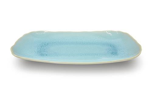 Jars Plume Atoll Rect Platter $179.00