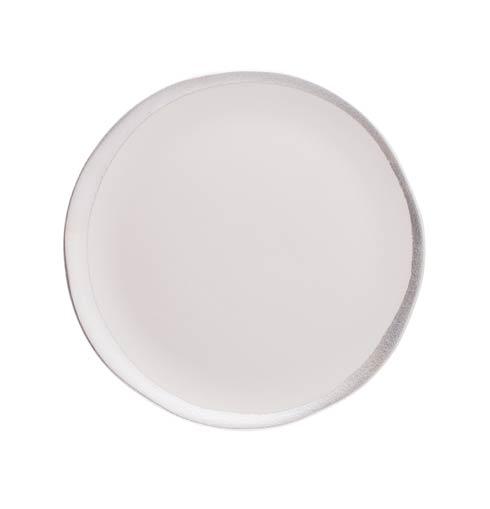 Jars Reflets D\' Argent Blanc Plate - Small $58.00