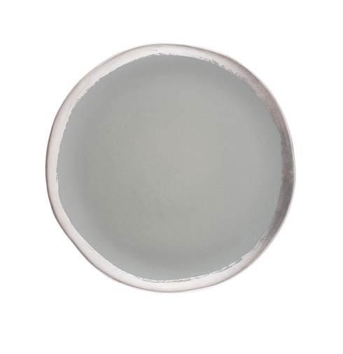 Jars Reflets D' Argent Gris Plate - Small $53.00