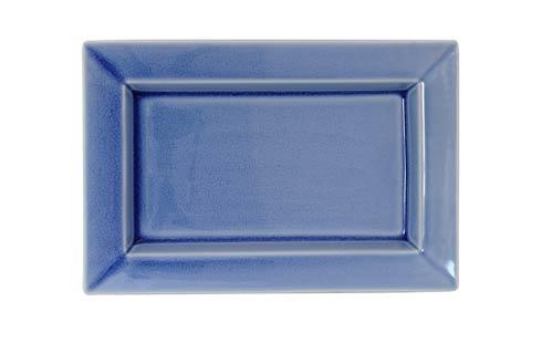 Jars Tourron Natural Bleu Chardon Rect Platter $124.00