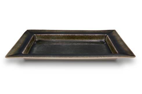 $102.00 Rect Platter